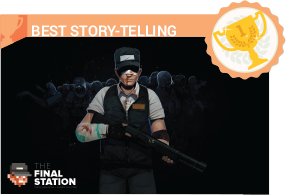 BEST STORY-TELLING